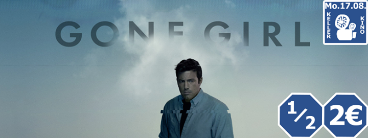 Kellerkino: Gone Girl