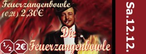 Cover image for EME event 'Kellerkino: Die Feuerzangenbowle'