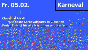 Cover image for EME event 'Karnevalsparty'