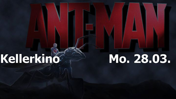 Kellerkino: Ant-Man