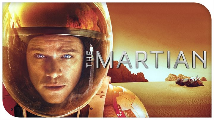 Kellerkino: Der Marsianer – Rettet Mark Watney