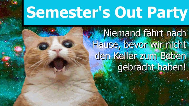 Semester's Out Party