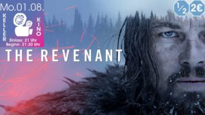 Cover image for EME event 'Kellerkino: The Revenant'