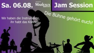 Cover image for EME event 'Jam Session #17'