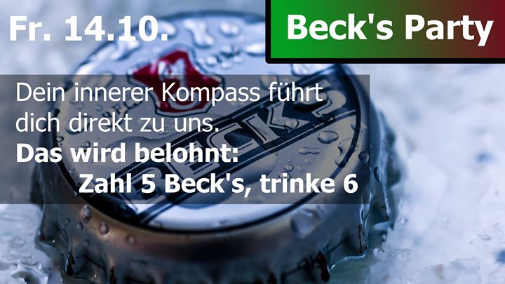Beck's Party