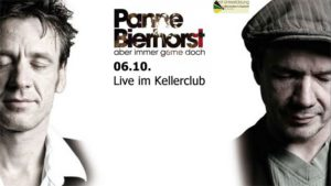 Cover image for EME event 'Konzert: PanneBierhorst'