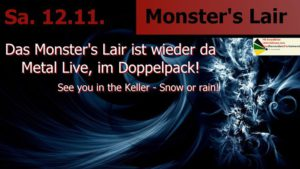 Cover image for EME event 'Monster's Lair'