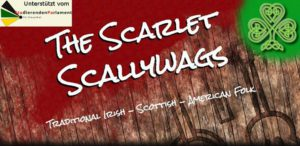 Cover image for EME event 'Konzert: The Scarlet Scallywags'