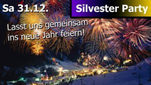 Cover image for EME event 'Silvester Party'